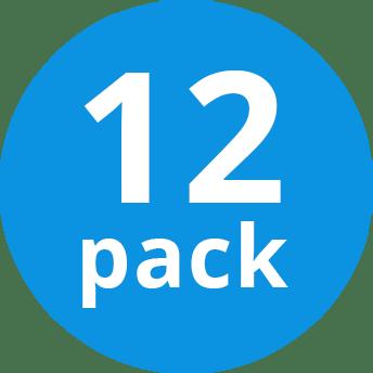 Mehrfachpackung 12x Philips MASTERC CDM-T 35W/830 G12 1CT/12