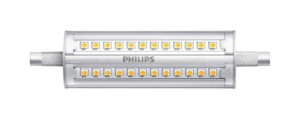 Philips CorePro R7s 14W 830 118mm   Dimmbar - Ersetzt 100W