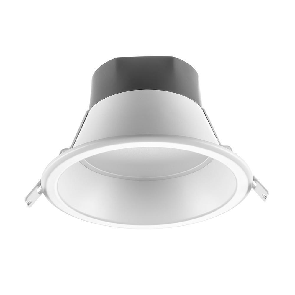 Noxion LED Deckenstrahler Vero Alu 4000K 1200lm Ø150mm