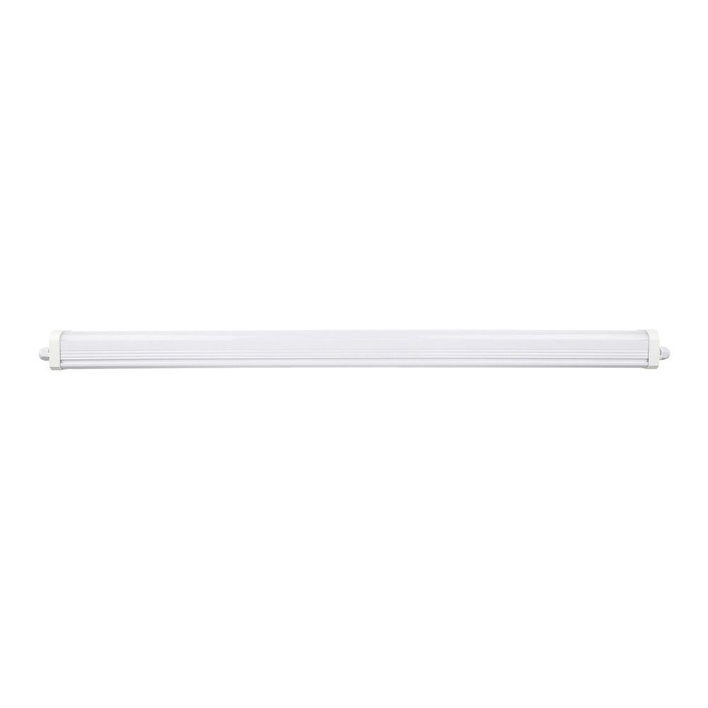 Noxion LED Wasserdicht Deckenleuchte Ecowhite V2.0 36W 4000K IP65 120cm | Ersatz für 2x36W