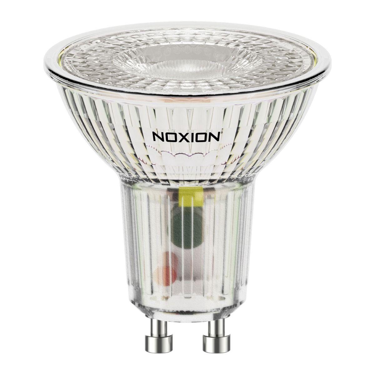Noxion LED-Spot GU10 3.7W 830 36D 260lm | Warmweiß - Ersatz für 35W
