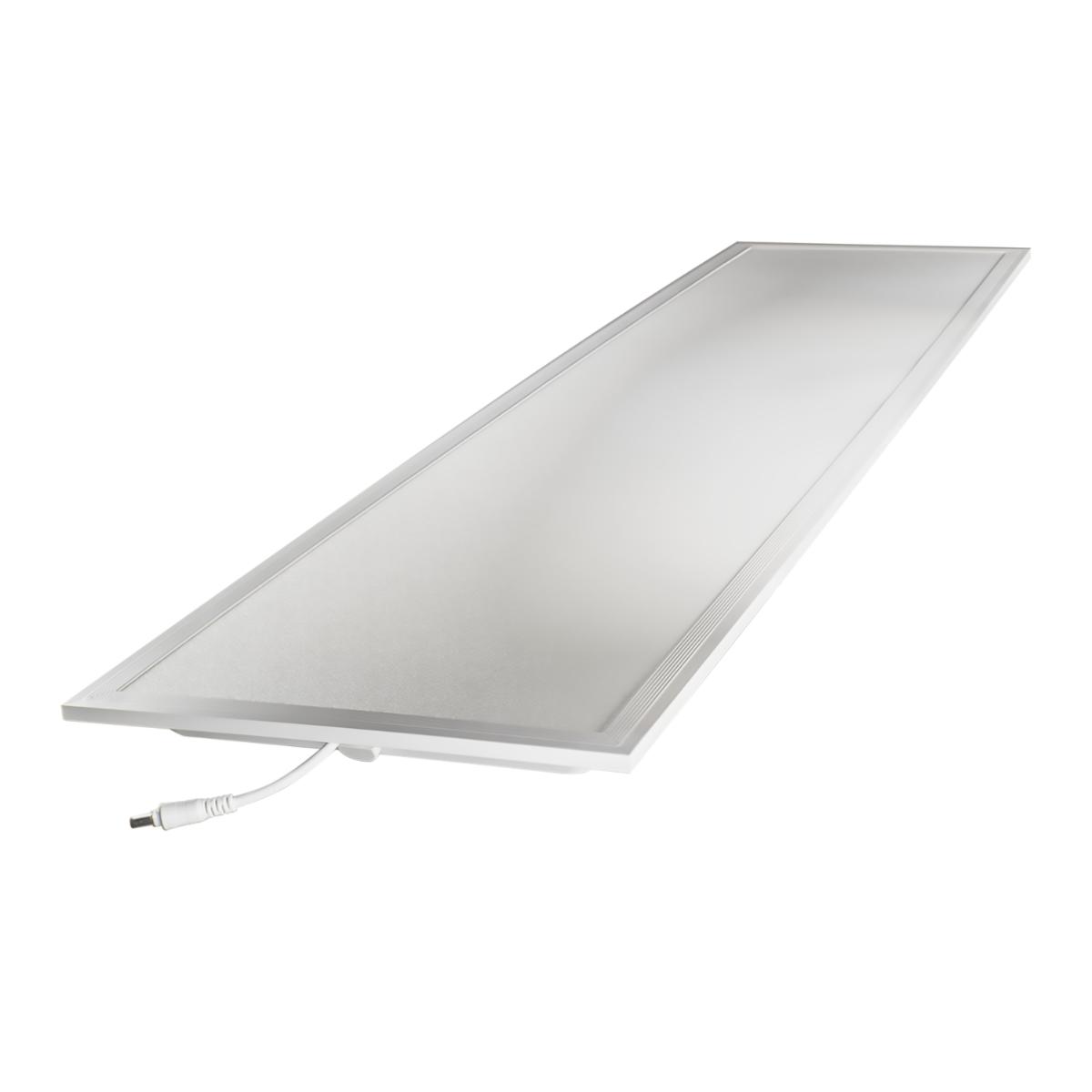 Noxion LED Panel Econox 32W 30x120cm 4000K 4400lm UGR <22   Kaltweiß - Ersatz für 2x36W