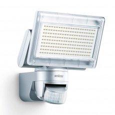 Steinel LED Flutlicht mit Sensor XLED Home 1 silber