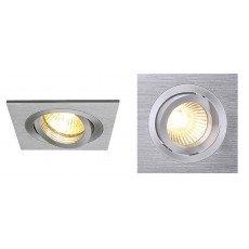 Beleuchtungdirekt Basic Halogen/LED fixture Quadratisch