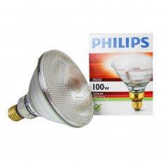 Philips PAR38 IR 100W E27 230V Klar