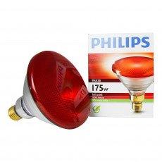 Philips PAR38 IR 175W E27 230V Rot