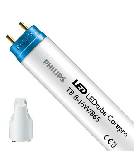 Philips CorePro LEDtube EM 8W 865 60cm | Tageslichtweiß - inkl. LED Starter - Ersetzt 18W
