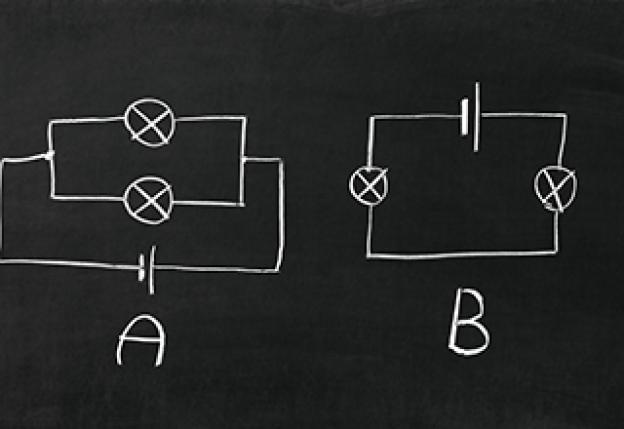Reihen- und Parallelschaltung: Das Wichtigste auf einen Blick