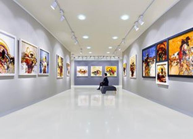 LED-Beleuchtung für Museen