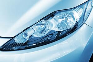 HID-Lampen in Autoscheinwerfern