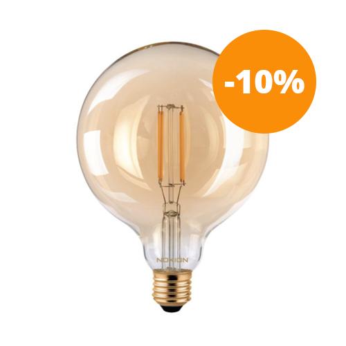Noxion LED-Filamentlampe