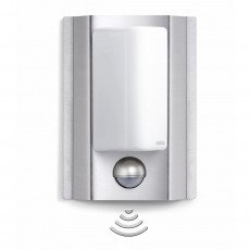 Steinel Lampe extérieure à détecteur L 860S Acier Inoxydable