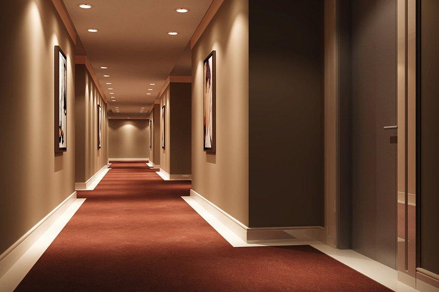 ampoule led spot pour hôtel